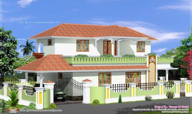Simple Bed Room Kerala Style House Home Plans