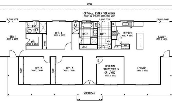 Simple Bedroom House Plans Homes Floor