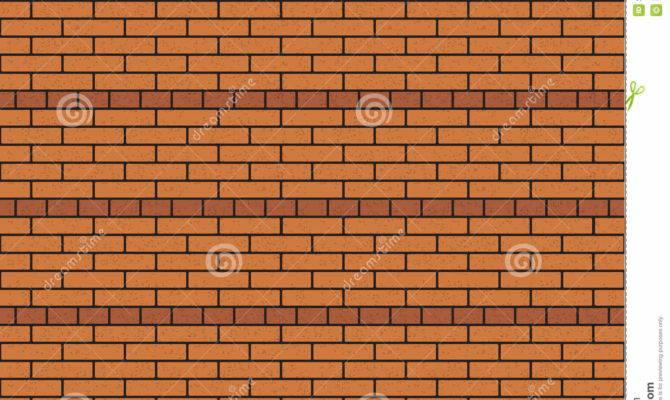 Simple Brickwork Vector Build