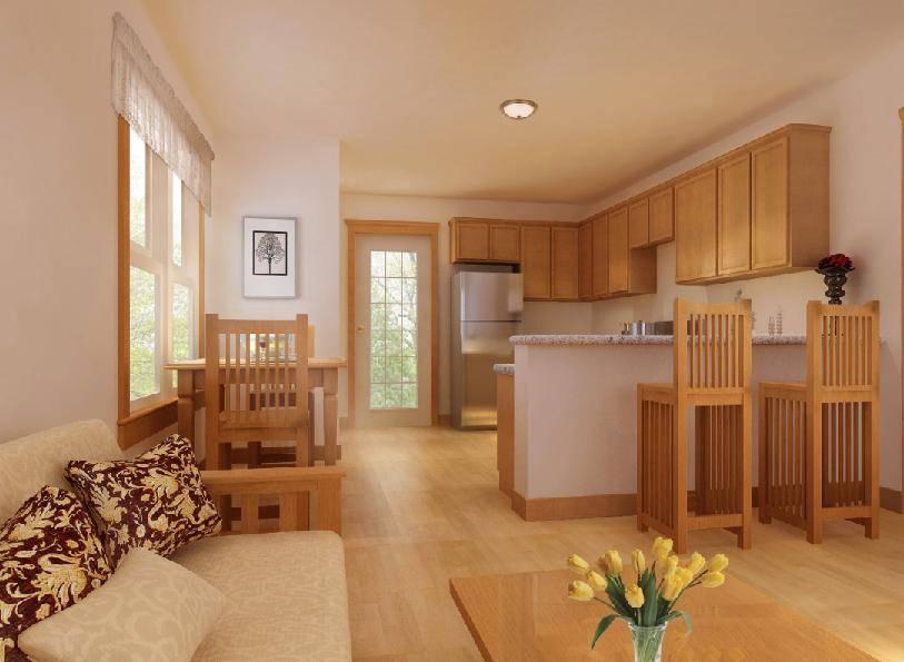 Simple Bungalow Hoe Interior Designs House Plans 150167
