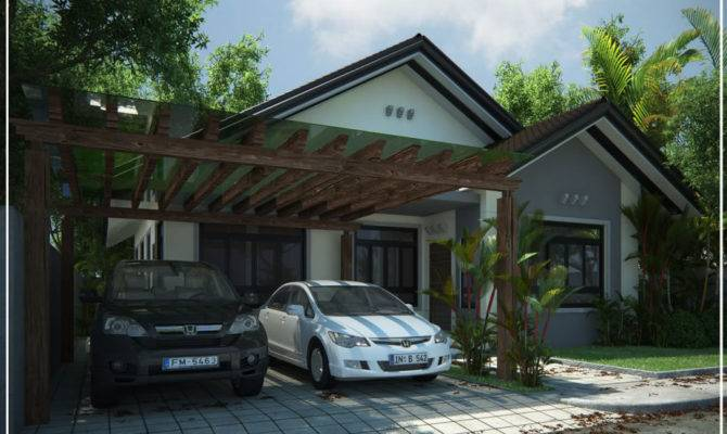 Simple Bungalow House Addtional Rqui
