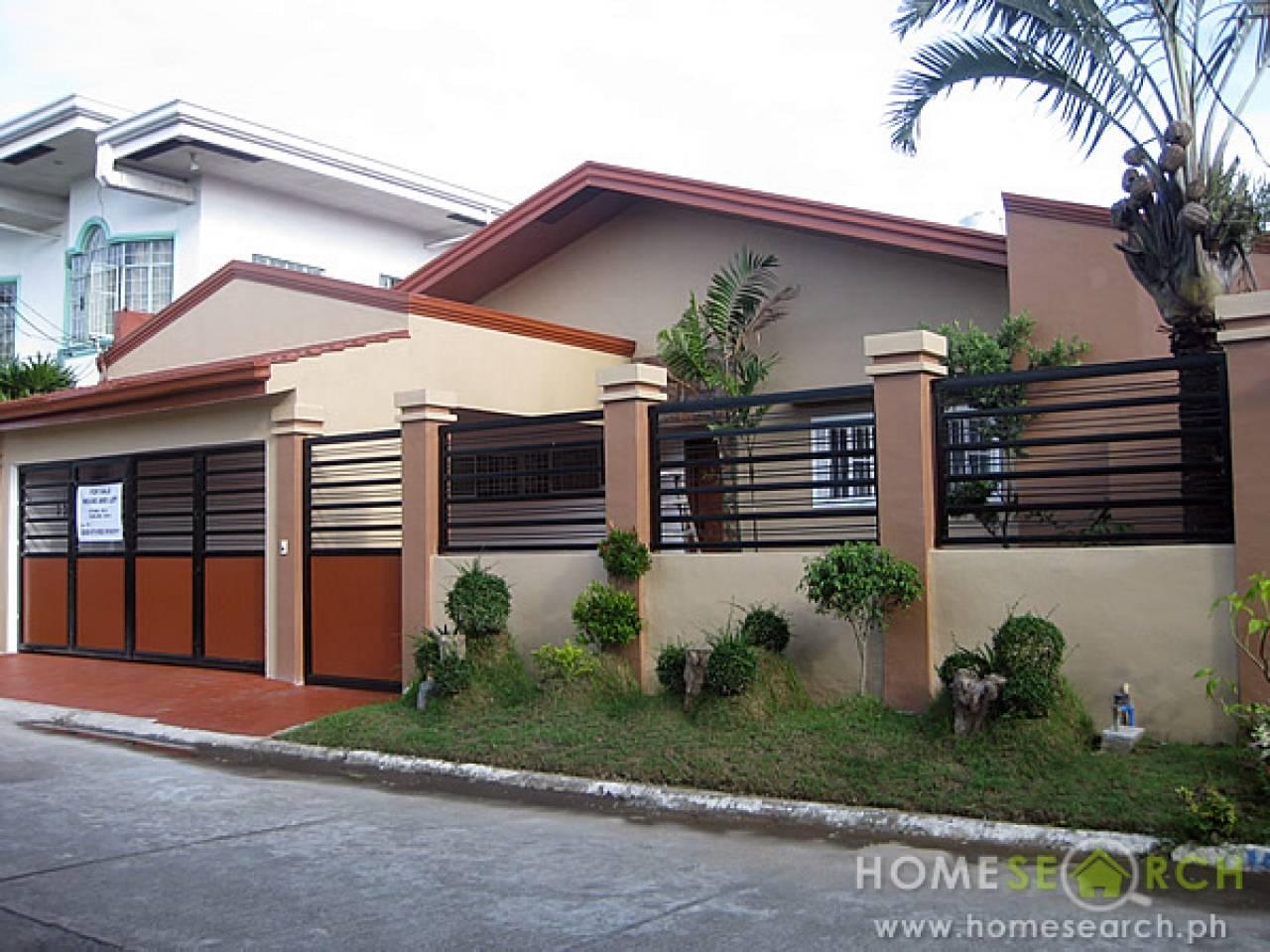 Simple Bungalow House Design Philippines Philippine ...
