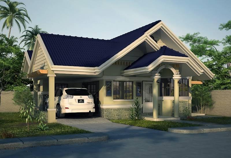 Simple Bungalow House Plans Philippines Joy Studio Design House Plans 64459