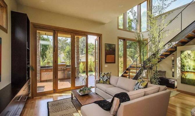 Simple Contemporary Open Floor House Plans Ideas