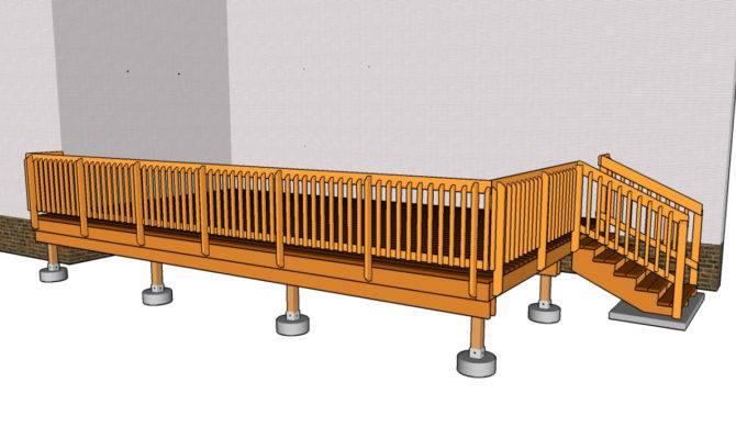 Simple Deck Plans Diy Coop Shed Playhouse
