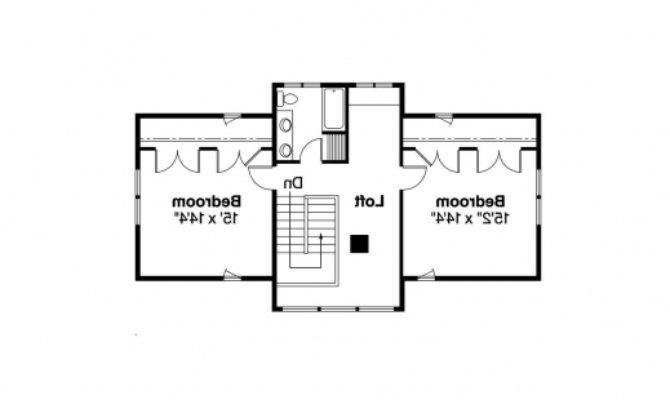 Simple Floor Plan Bungalow House Plans