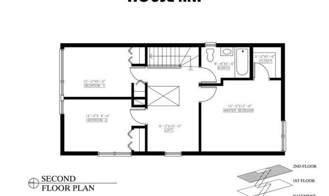 Simple Floor Plans Bedroom House Plan Small Bedrooms