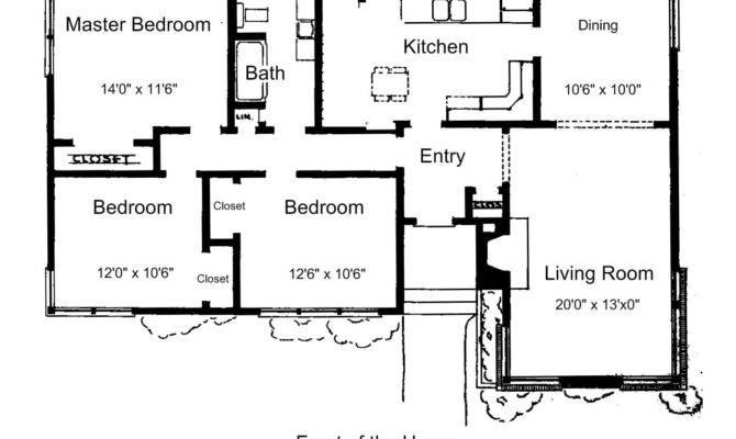 Simple Floor Plans Home Design