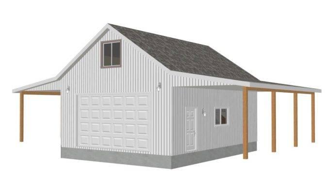 Simple Garage Plans Ideas Building