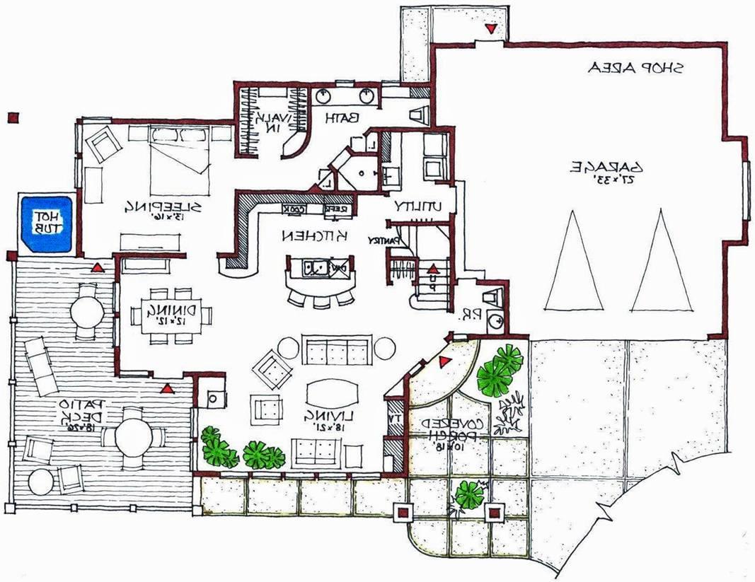 Simple Home Design Modern House Designs Floor Plans House Plans