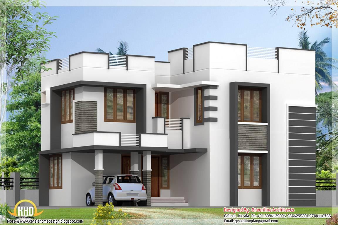 Simple Home Designs Grasscloth House Plans 170265