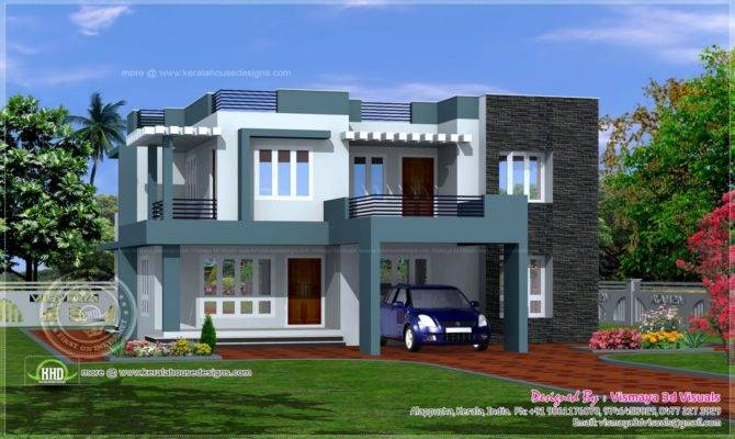 Simple Home Modern House Designs Very