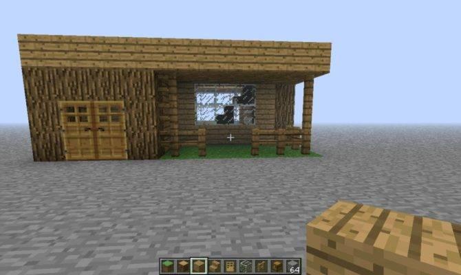 Simple House Blueprint Minecraft Project House Plans 76408
