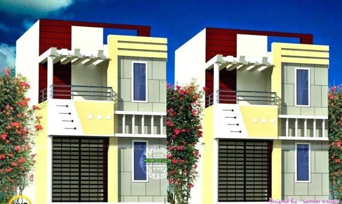 Simple House Design Small Lot Area Plan