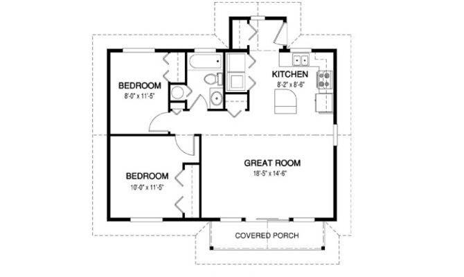 Simple House Floor Plan Measurements Chase House Plans 53643