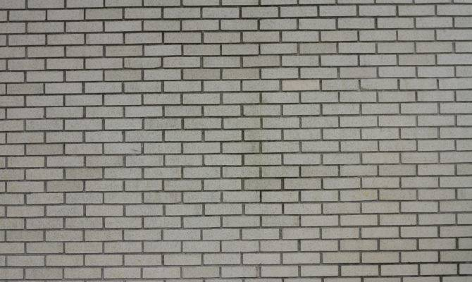 Simple Lite Gray Brick Wall Texture Textures