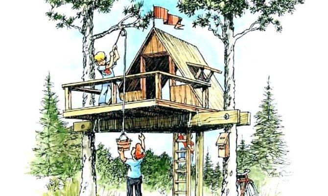 Simple Minecraft Treehouse Ideas Frame House Plans Easy
