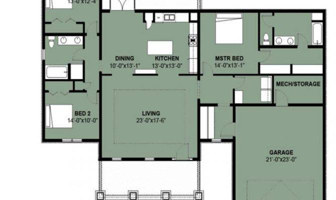 Simple Modern Bedroom House Plans Talentneeds