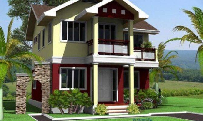 Simple Modern Homes Plans Jahnbar Owlcation - House Plans   #169871
