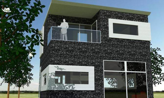 Simple Modern House Design Brucall