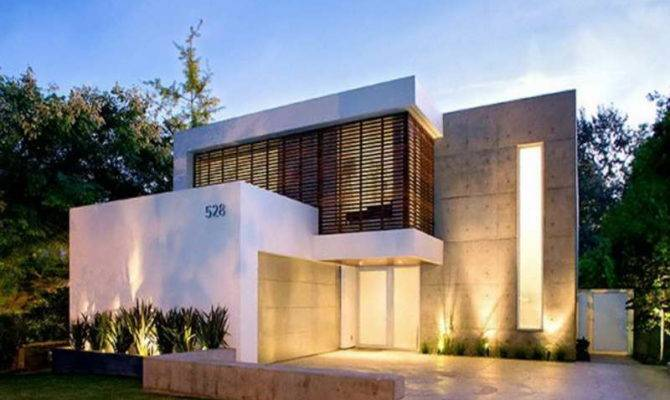 Simple Modern Small House Plans Design