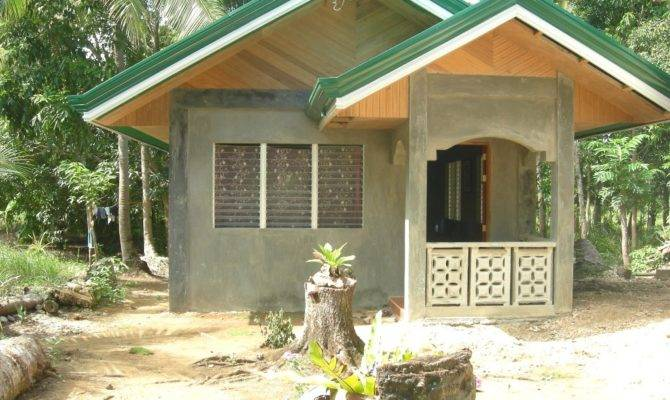 Simple Native House Design Philippines