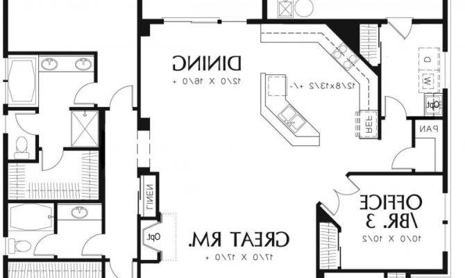 Simple One Level House Plans Best Home Ideas