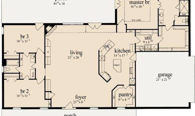 Simple Open Floor Plan Homes Awesome Best