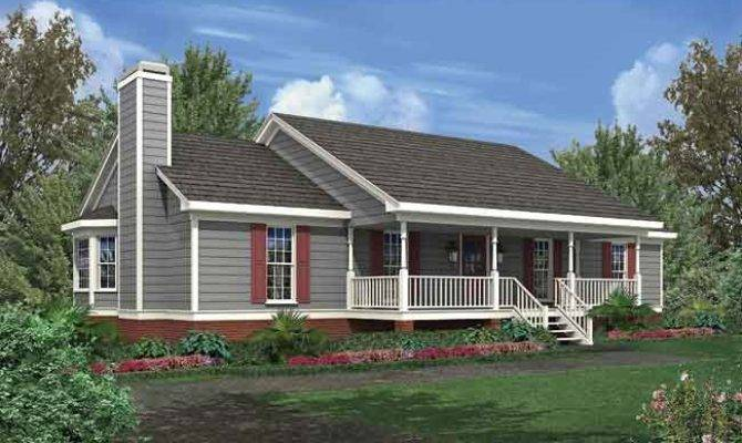 Simple Ranch House Plans Don Gardner Designs