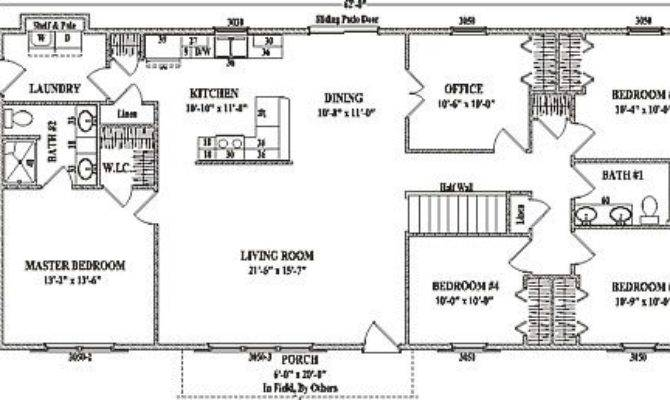 Simple Ranch Style House Plans Unique