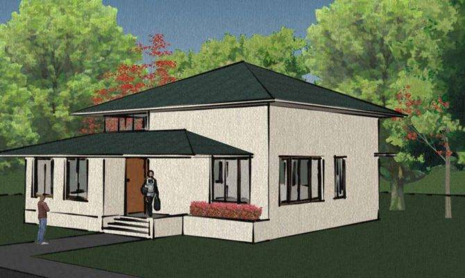 Simple Roofing Designs Kenya House Plans 161053