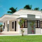 Simple Single Floor House Design Kerala Home