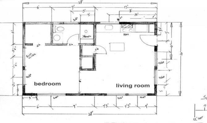 Simple Small House Floor Plans Design