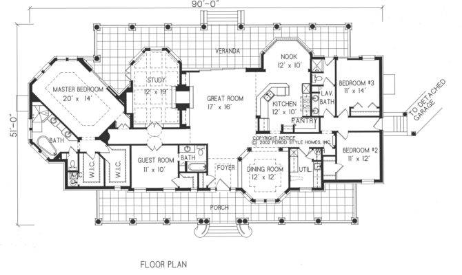 Simple Spanish Colonial Home Plans Ideas House