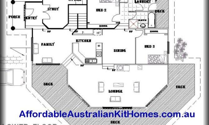 Simple Split Level House Plans