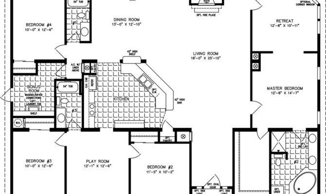 Simple Square House Plans Tnr Manufactured