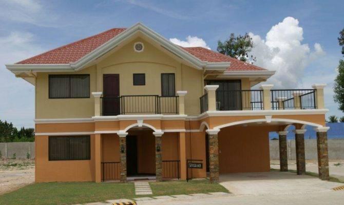 Simple Storey House Design Brucall