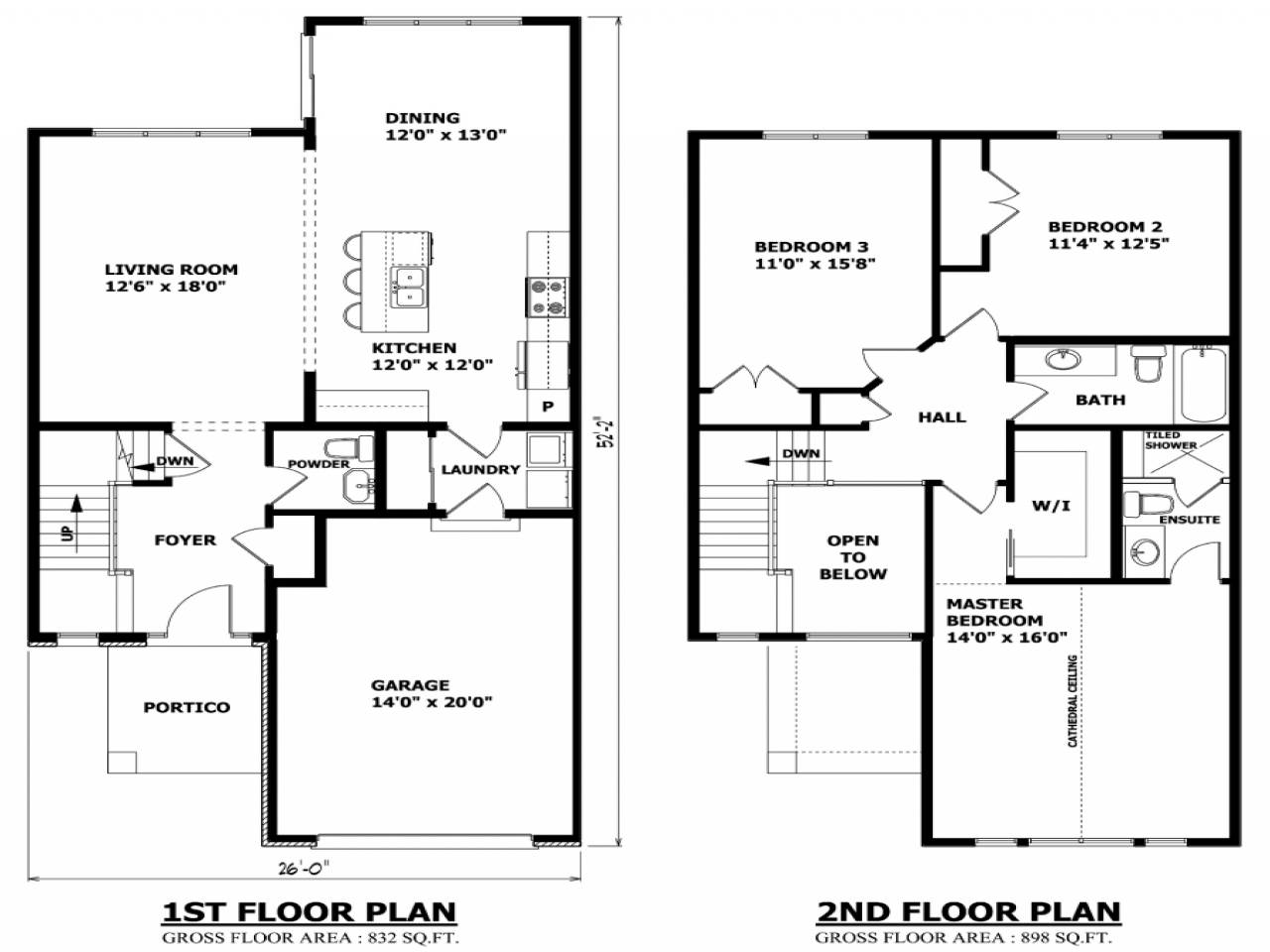Check Out 17 Simple 2 Story Farmhouse Plans Ideas House Plans,Different Ways To Hang Curtains Pictures
