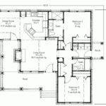 Simple Two Bedrooms House Plans Small Home Contemporary