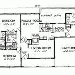 Simple Two Bedrooms House Plans Small Home Exciting