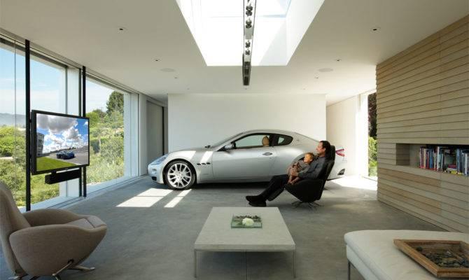 Simplest Garage Interior Designs Assist Deciding One