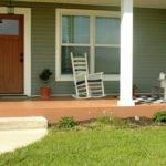 Simply Farmhouse Front Porch