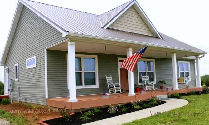 Simply Farmhouse House Plan