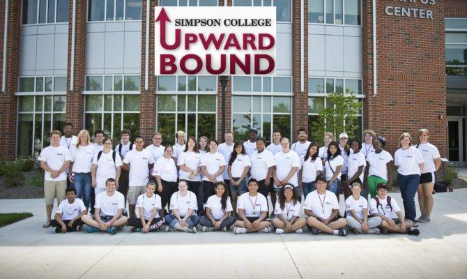 Simpson College Upward Bound Summer Program