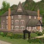 Sims Addams Mansion Madamesims