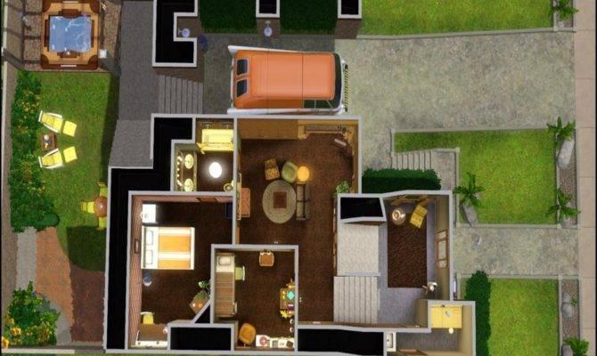 Sims Baby Stuff House Floor Plans Modern