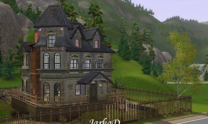 Sims Blog Adams House Jarkad
