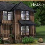 Sims Blog Hickory Cabin Starter Home Cameranutz