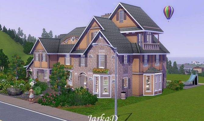 Sims Blog House Jarkad