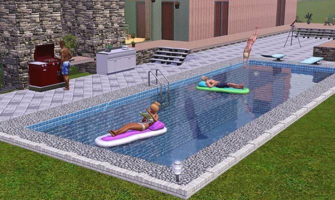 Sims Blog Mang Ghost Pool